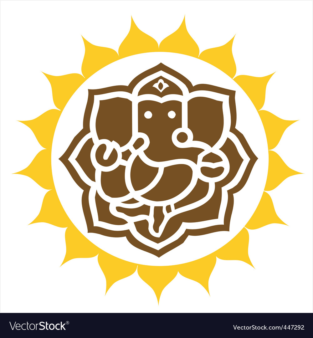 Ganesh vector | Price: 1 Credit (USD $1)