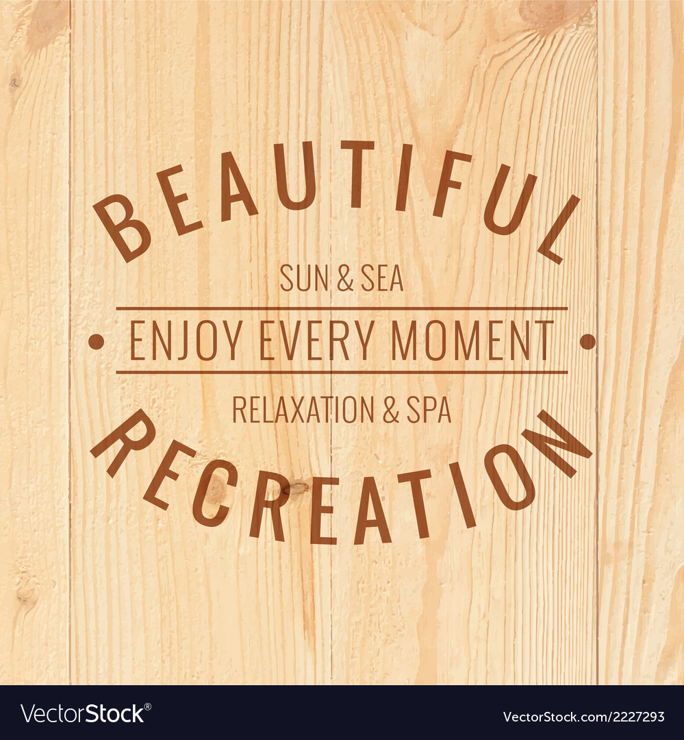 Beautiful recreation vector   Price: 1 Credit (USD $1)