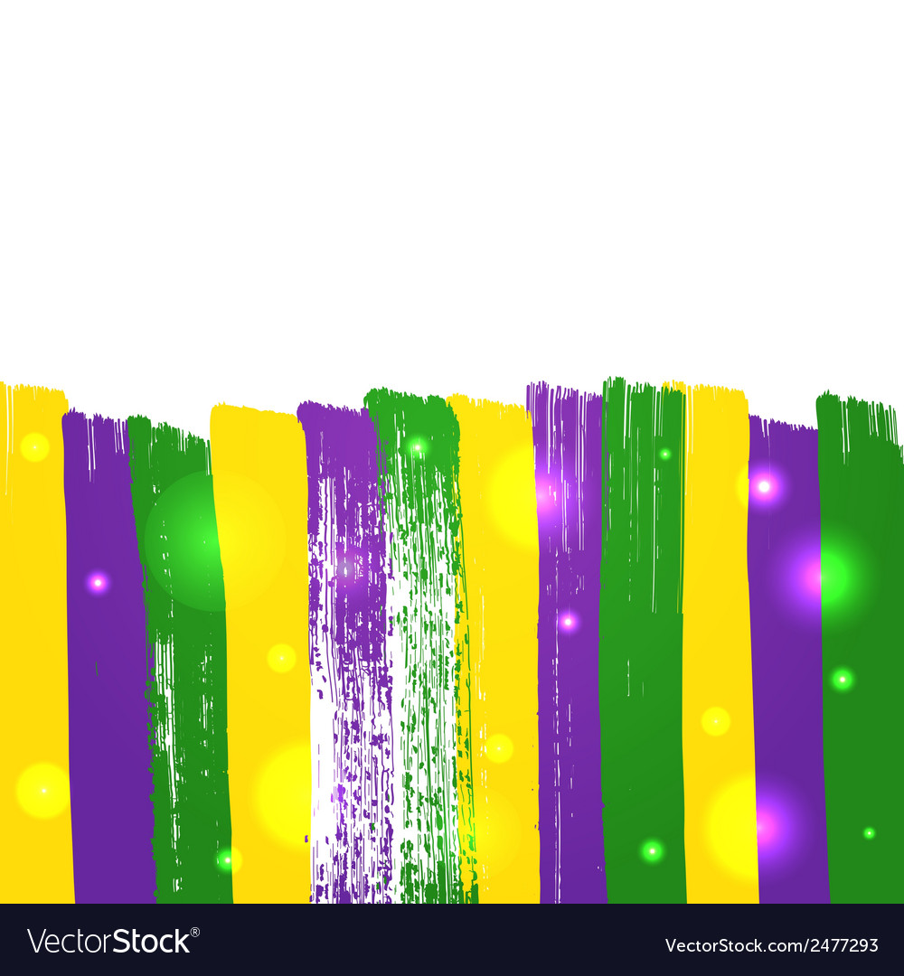 Grunge mardi gras background vector | Price: 1 Credit (USD $1)