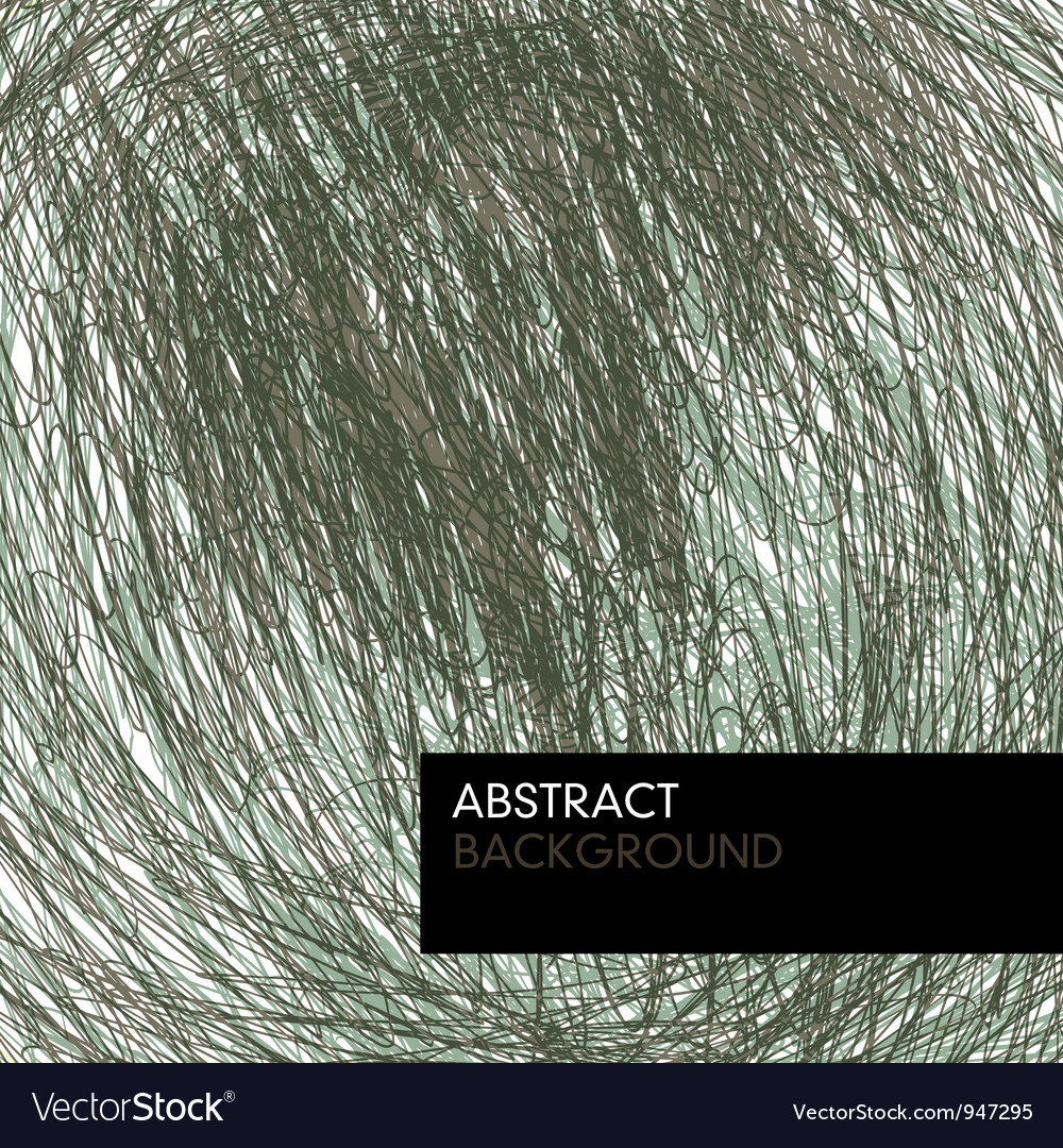 Abstract scribble background eps10 vector | Price: 1 Credit (USD $1)