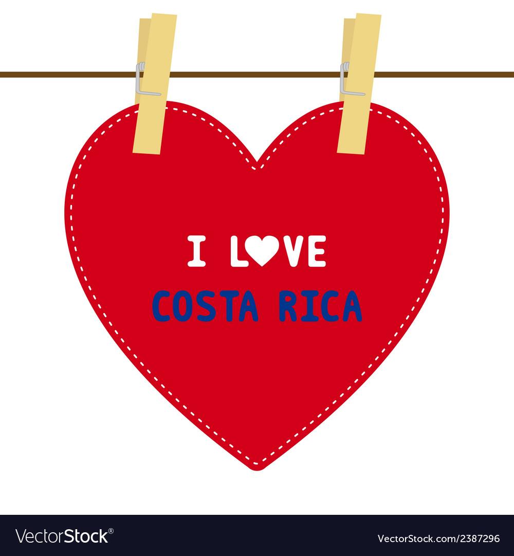 I love costa rica6 vector   Price: 1 Credit (USD $1)