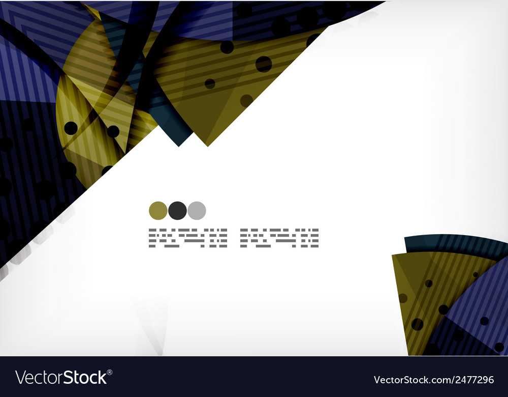 Semicircle geometric abstract background vector   Price: 1 Credit (USD $1)