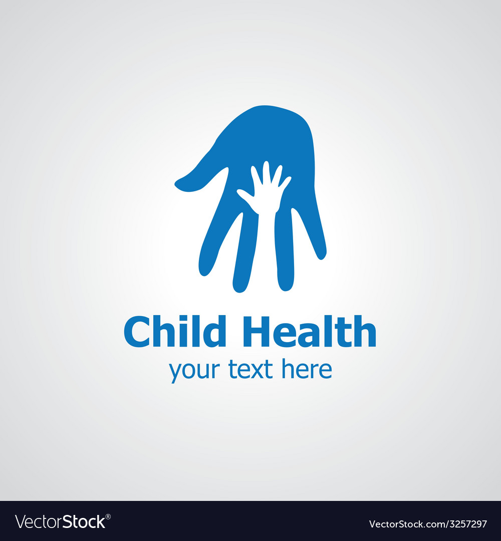 Child health vector | Price: 1 Credit (USD $1)