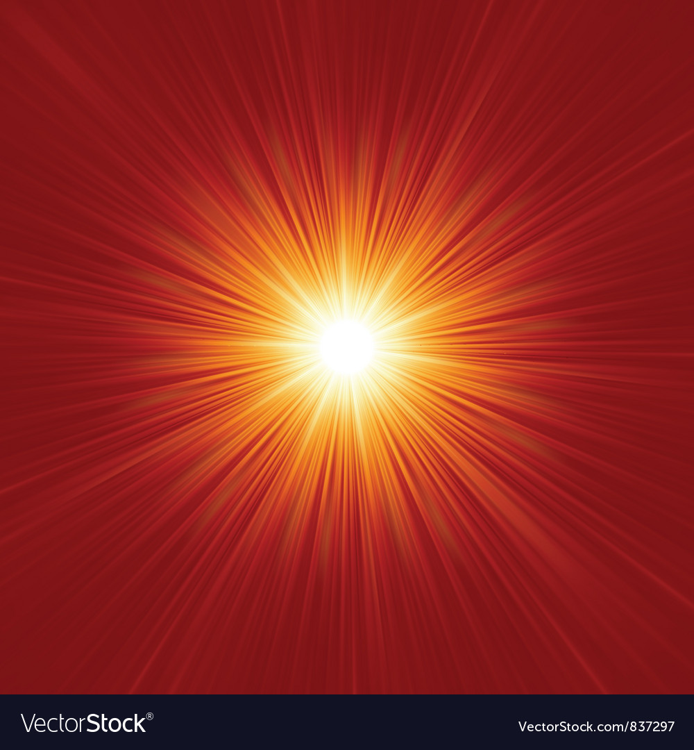 Star burst background vector | Price: 1 Credit (USD $1)
