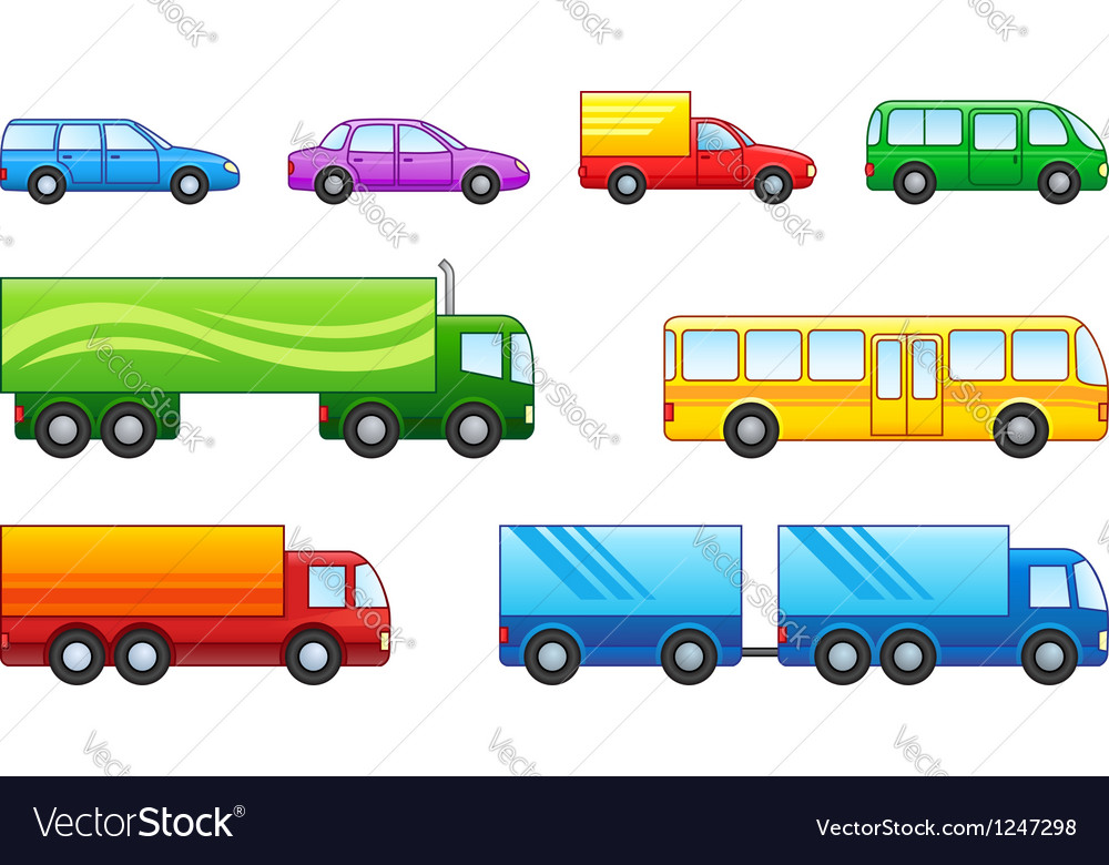 Motor transport vector | Price: 1 Credit (USD $1)