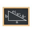Pythagoras theorem vector