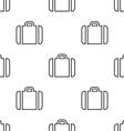 Case seamless pattern vector