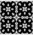 Seamless wallpaper tile design abstract vector