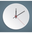 Clock face  set up your time vector