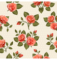 Seamless floral pattern 6 vector