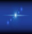 Abstract beam light 2 vector