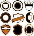 Emblem badge template vector
