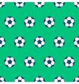 Football pattern vector