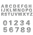 Alphabet of fingerprint vector