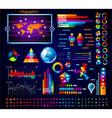 Premium infographics vector