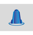 Building icon symbol building logo vector