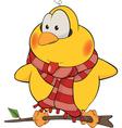 Chicken cartoon vector