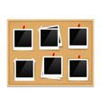 Photo frames vector