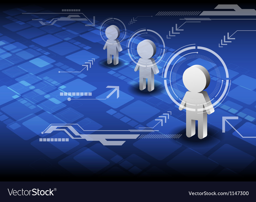 Innovation technology concept vector | Price: 1 Credit (USD $1)