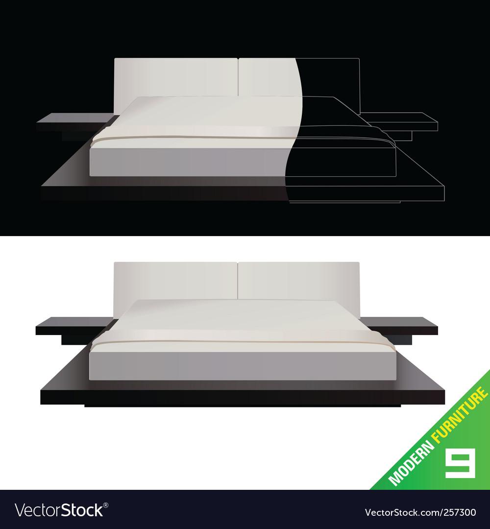 Modern furniture vector   Price: 1 Credit (USD $1)