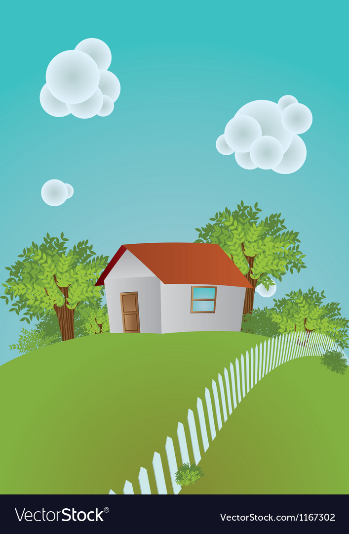 House 01 vector | Price: 1 Credit (USD $1)