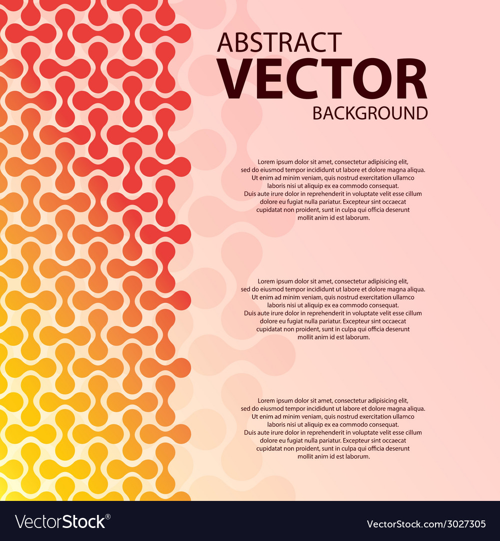 Abstract background with gradient vector | Price: 1 Credit (USD $1)