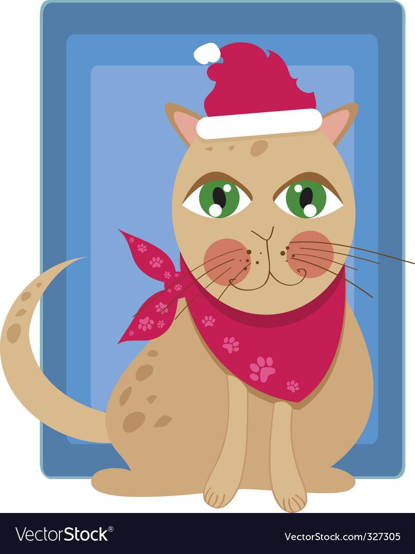 Cat's eyes vector | Price: 1 Credit (USD $1)