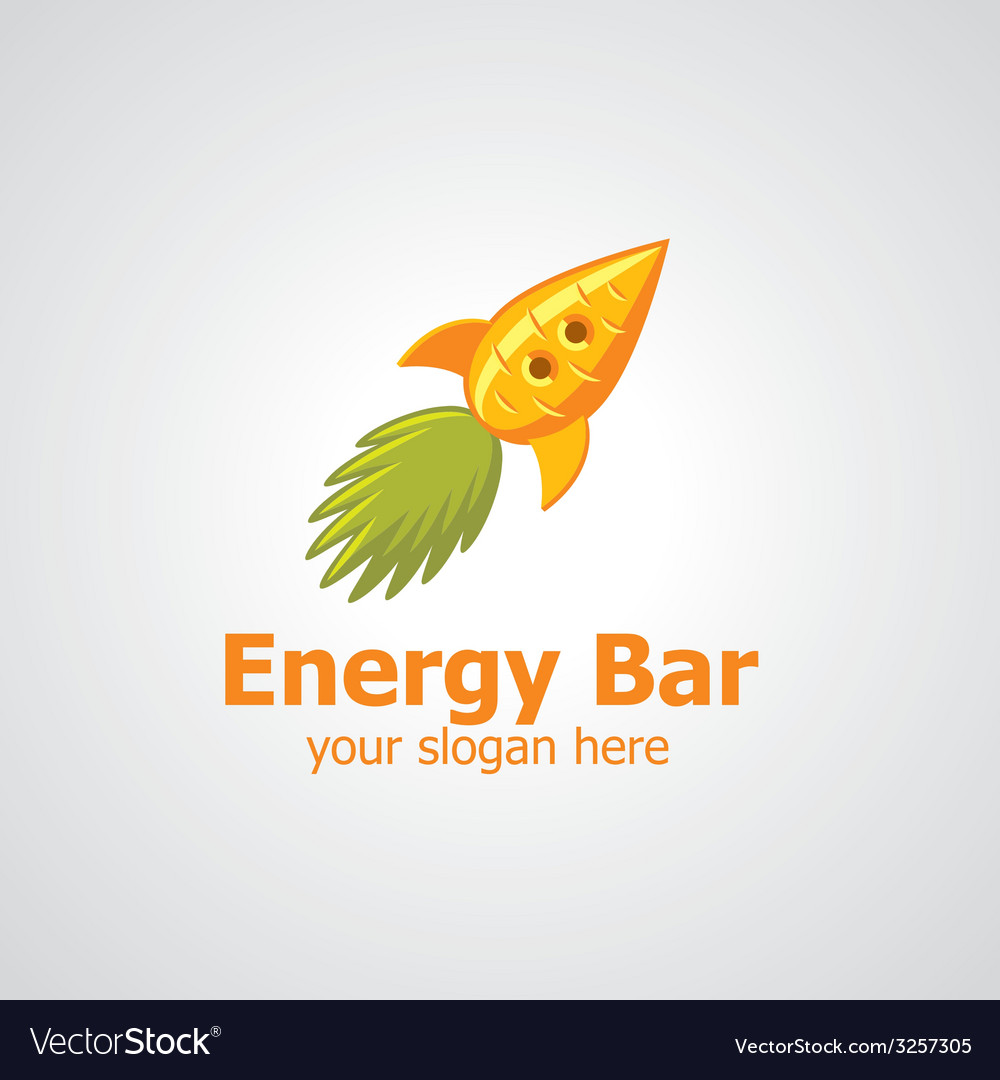 Energy bar vector | Price: 1 Credit (USD $1)