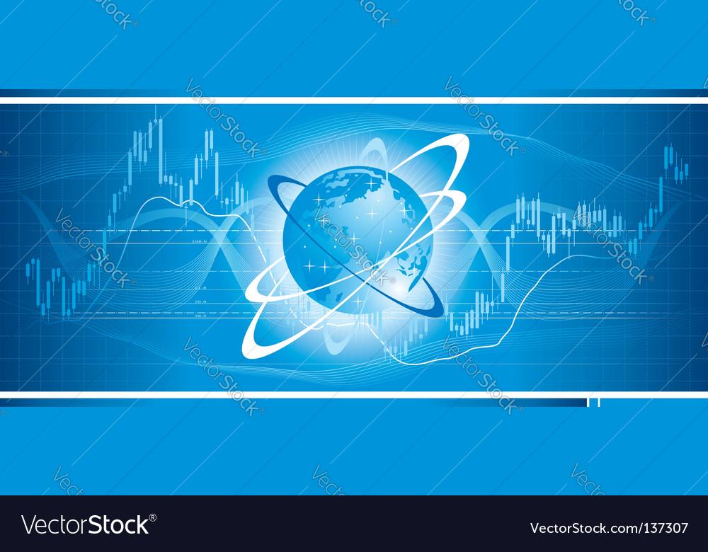 Global trade vector | Price: 1 Credit (USD $1)