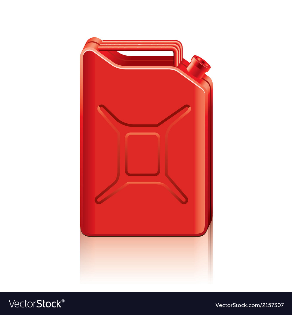 Object gas canister vector | Price: 1 Credit (USD $1)
