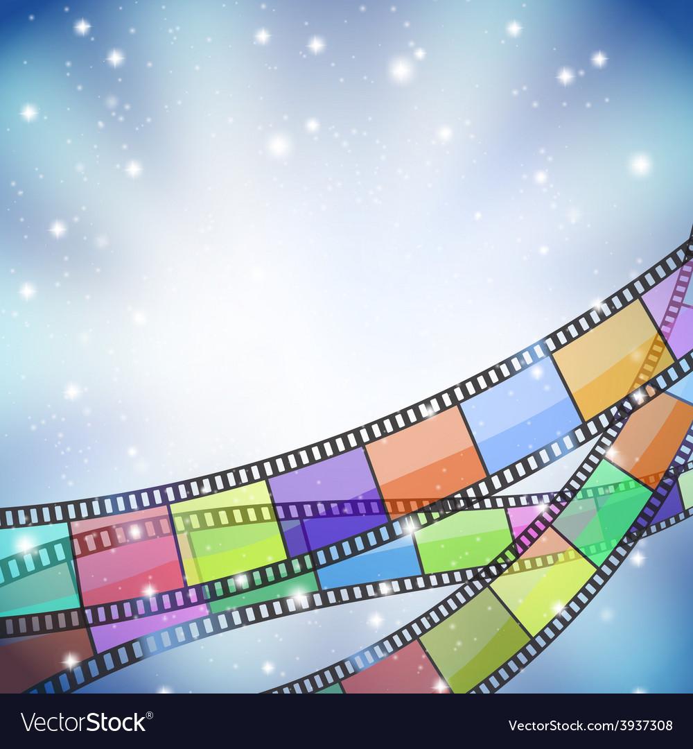 Film background vector | Price: 1 Credit (USD $1)