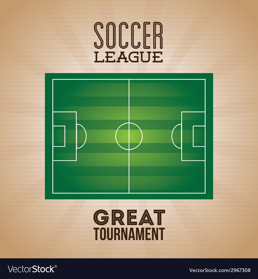 Soccer design vector   Price: 1 Credit (USD $1)
