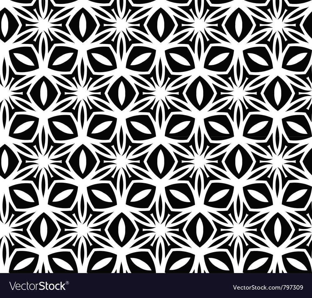 Abstract color seamless geometric background vector | Price: 1 Credit (USD $1)