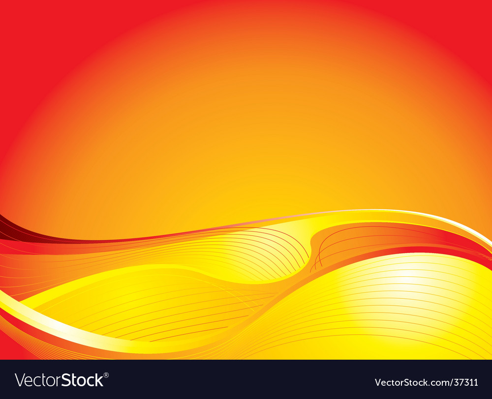 Golden sun rise vector | Price: 1 Credit (USD $1)