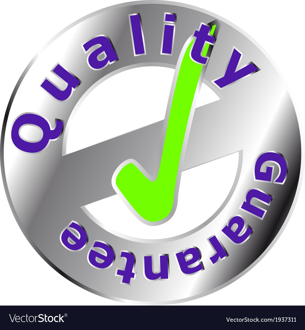 Quality seal vector | Price: 1 Credit (USD $1)