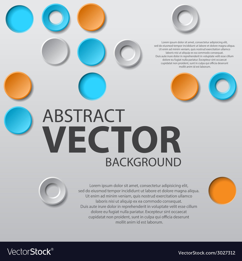 Abstract background with text vector | Price: 1 Credit (USD $1)