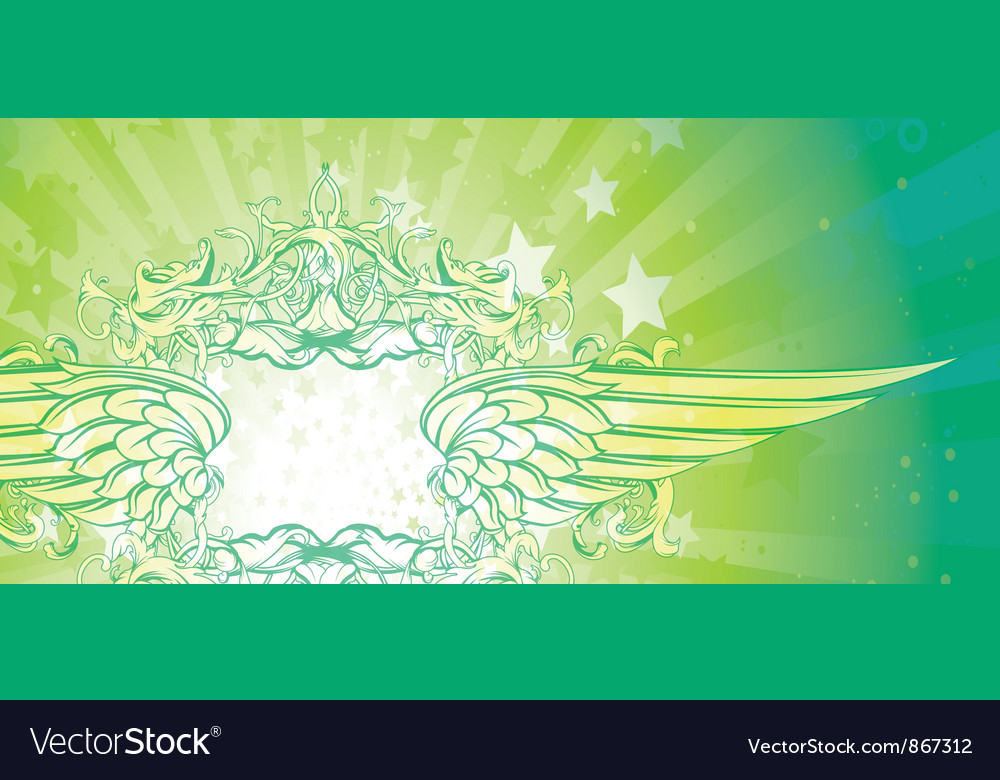 Fantasy background vector | Price: 1 Credit (USD $1)