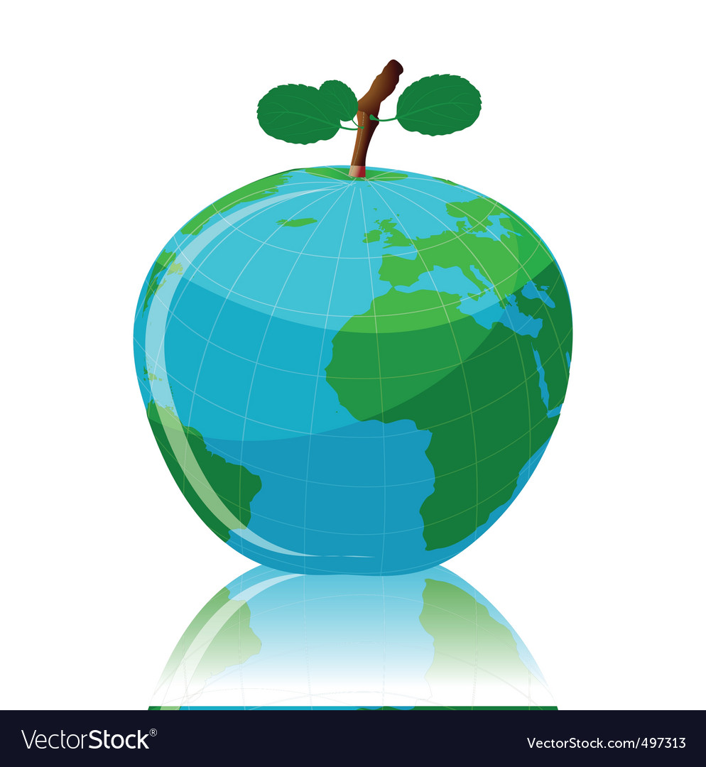 Global fruit vector | Price: 1 Credit (USD $1)