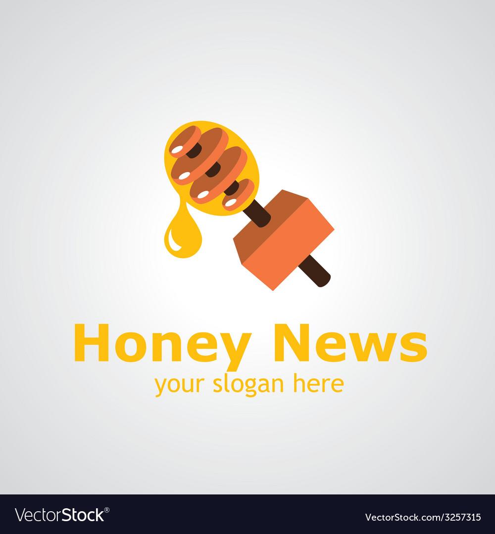 Honey news vector   Price: 1 Credit (USD $1)