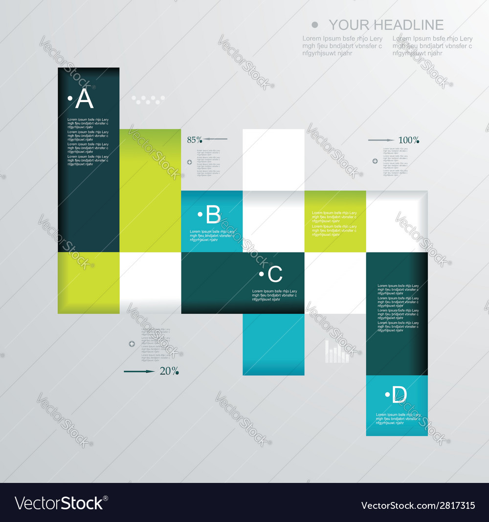 Modern design can be used for book cover lay out vector | Price: 1 Credit (USD $1)
