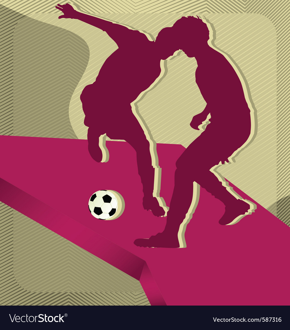 Sport background soccer vector | Price: 1 Credit (USD $1)