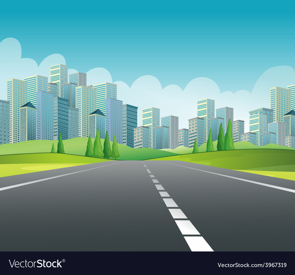 City vector | Price: 3 Credit (USD $3)
