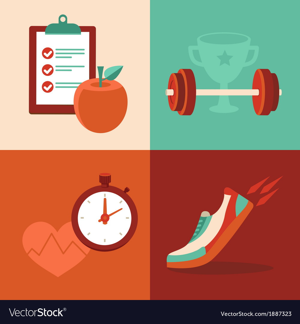 Fitness vector | Price: 1 Credit (USD $1)