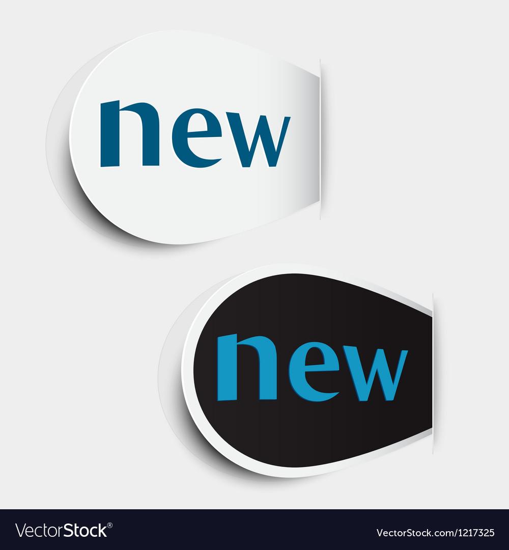 Label new vector   Price: 1 Credit (USD $1)