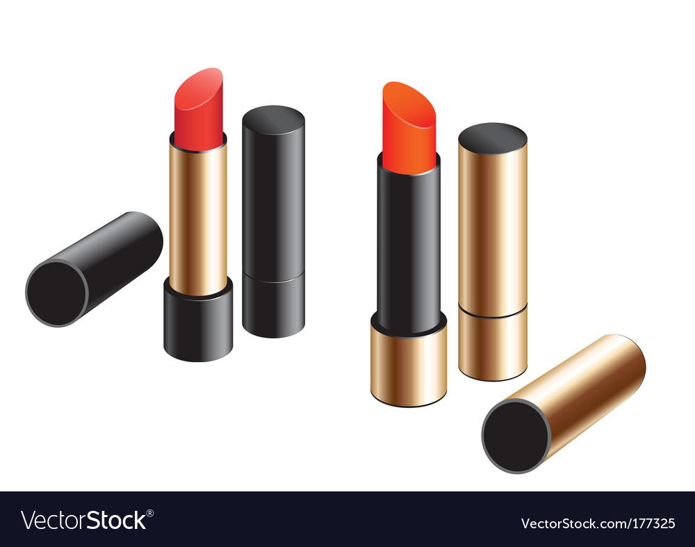 Lipstick exclusive vector | Price: 1 Credit (USD $1)