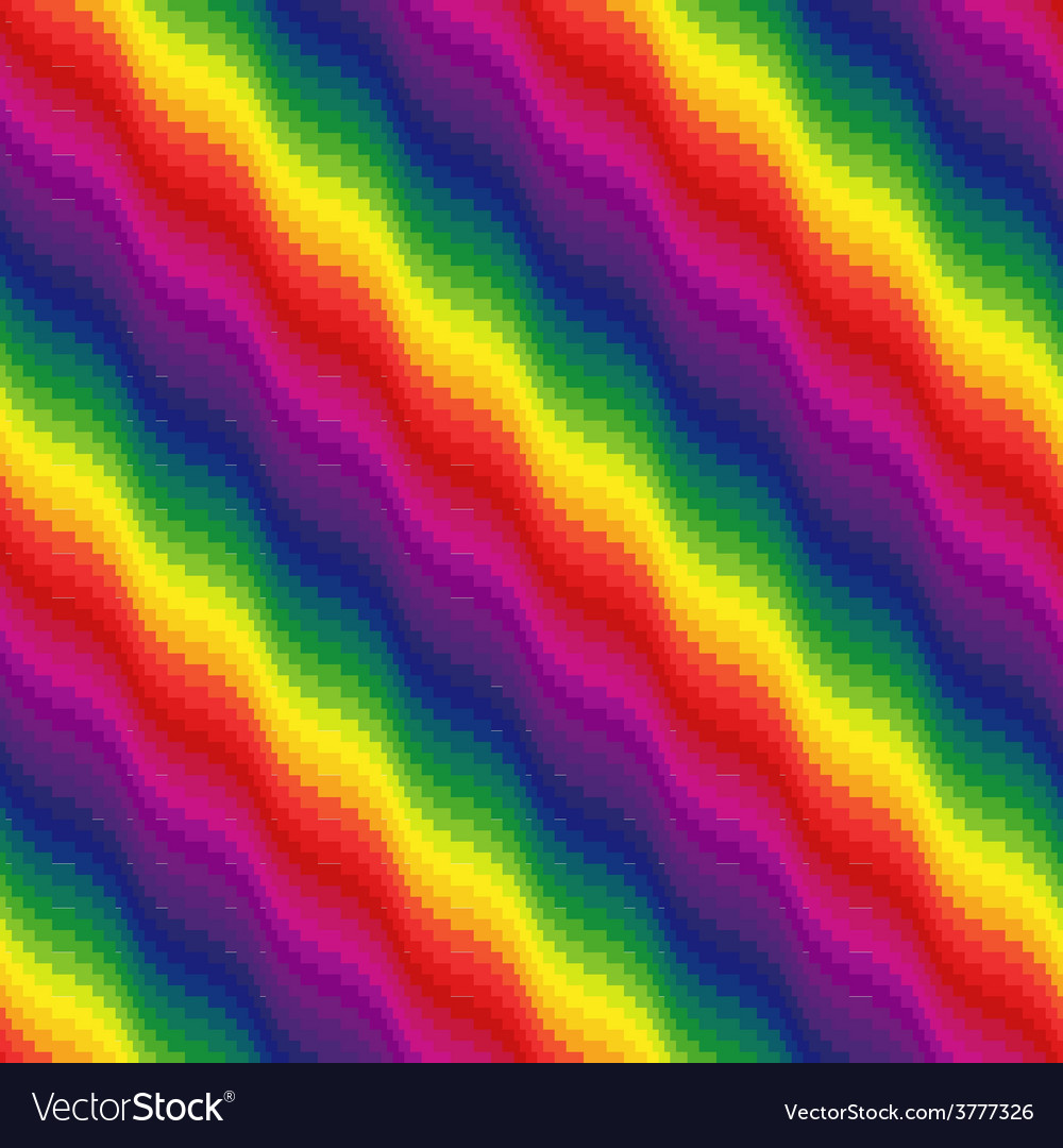 Multicolor ornamental seamless pattern vector | Price: 1 Credit (USD $1)