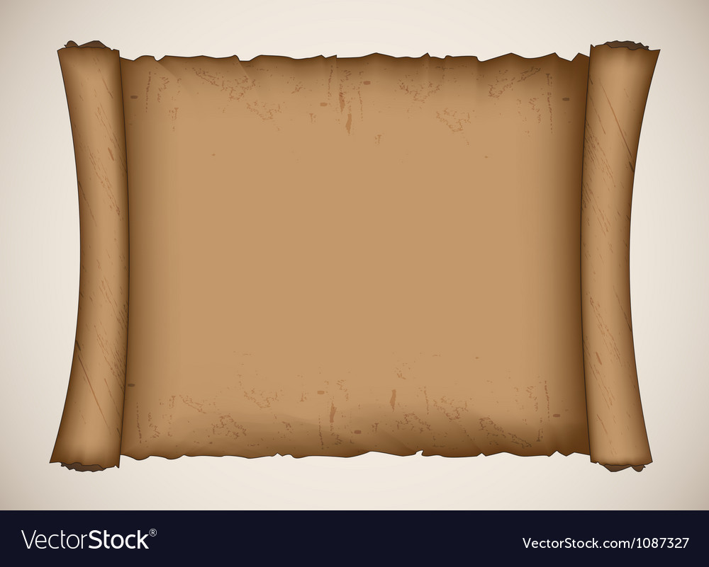 Ancient scrolls vector | Price: 1 Credit (USD $1)