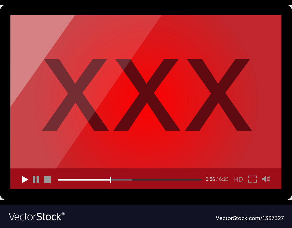 Video player for web xxx adult vector | Price: 1 Credit (USD $1)