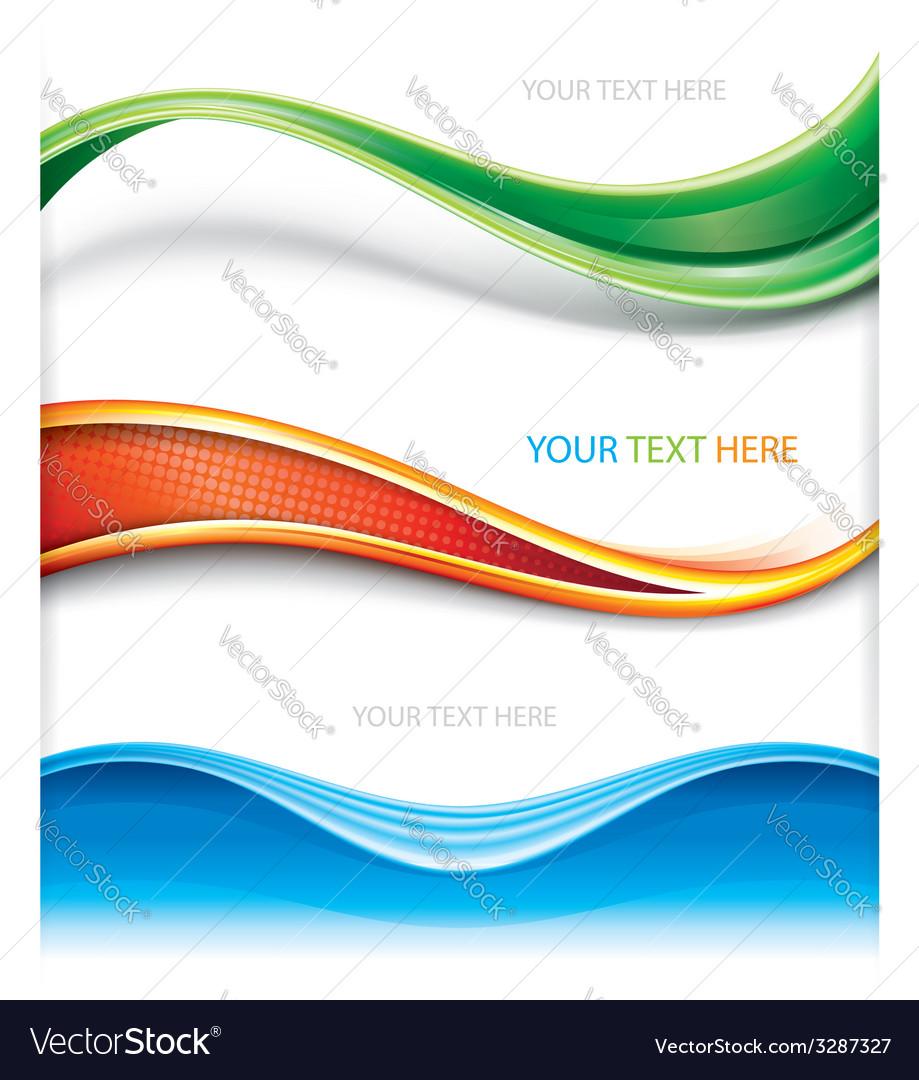 Web decoration banner vector | Price: 1 Credit (USD $1)