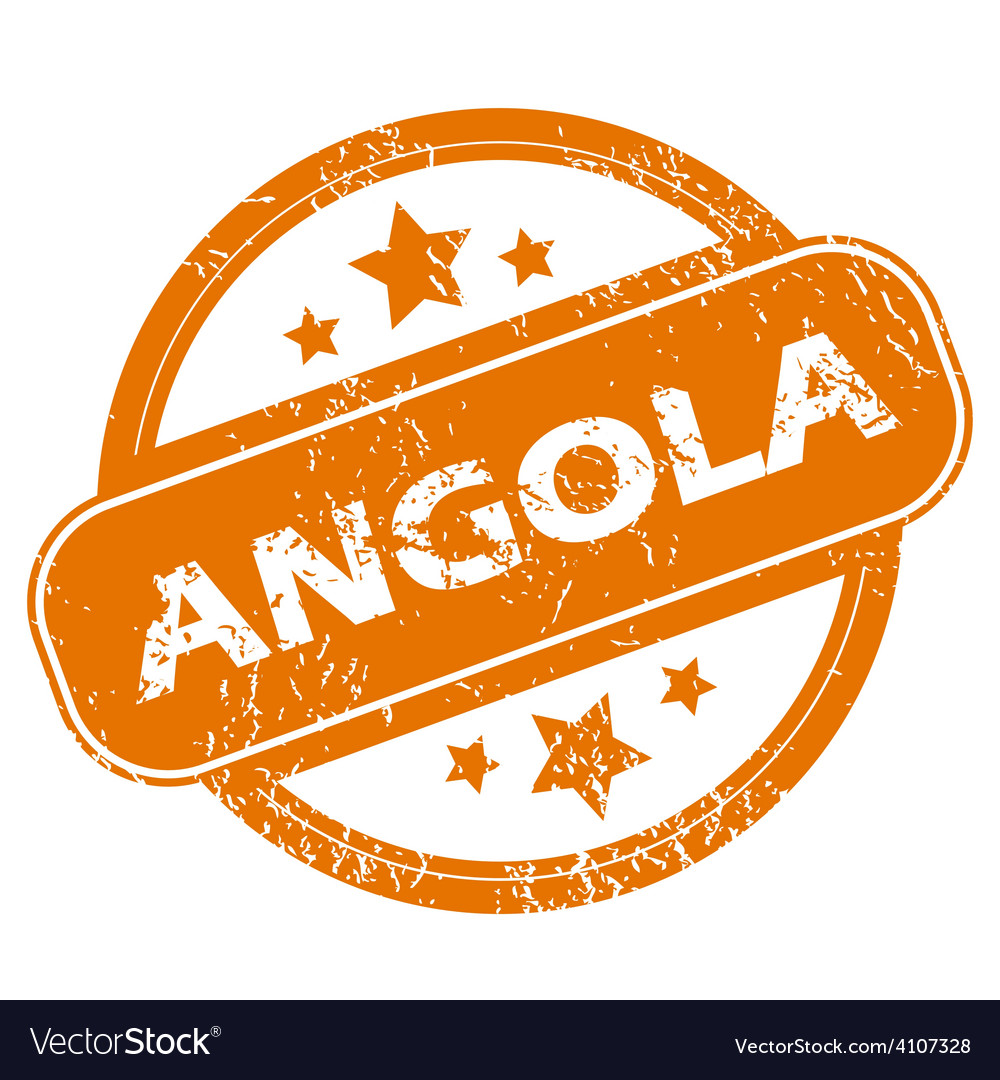 Angola grunge icon vector | Price: 1 Credit (USD $1)